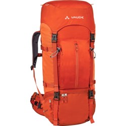 Vaude Terkum II 65+10 Backpack - Internal Frame in Orange