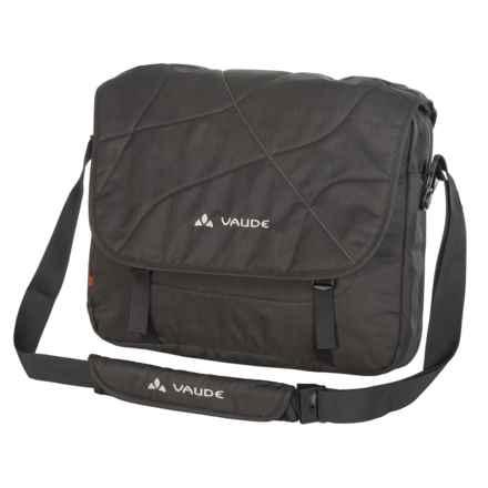 Vaude torPET Messenger Bag in Black - Closeouts