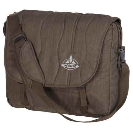 Vaude torPET Messenger Bag in Coffee - Closeouts