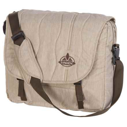 Vaude torPET Messenger Bag in Nougat - Closeouts
