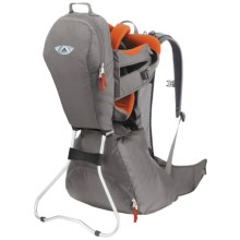 Vaude Wallaby Child Carrier in Pebbles - Closeouts