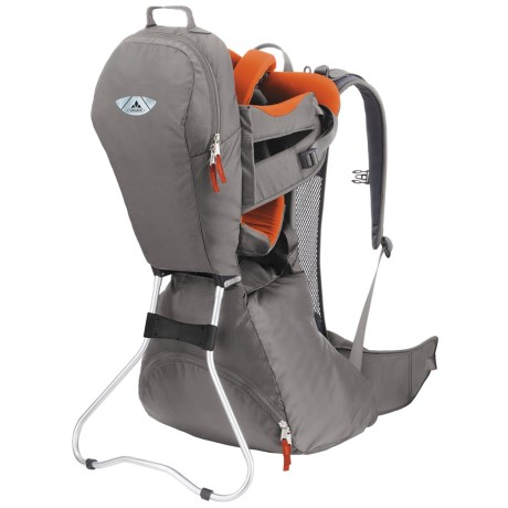 Vaude Wallaby Child Carrier in Red