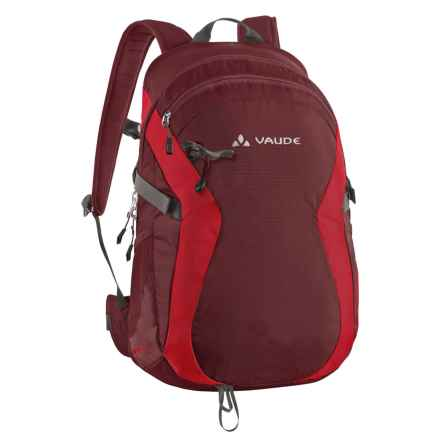 Vaude Wizard 18+4 Backpack - Internal Frame in Salsa - Closeouts