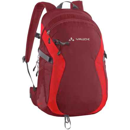 Vaude Wizard 24+4 Backpack - Internal Frame in Salsa - Closeouts