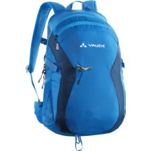 Vaude Wizard Air Backpack - 24+4, Internal Frame in Blue - Closeouts