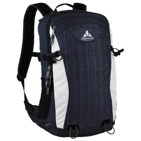 Vaude Wizard Air Backpack - 24+4, Internal Frame in Blue