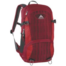 Vaude Wizard Air Backpack - 30+4 in Dark Red - Closeouts