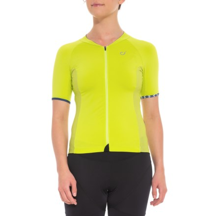Velocio Classic Cycling Jersey - Short Sleeve (For Women) in Citrine -  Closeouts b8aa293e0