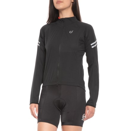 Velocio ES Polartec® Rain Jacket - Waterproof (For Women) in Black -  Closeouts af201f8dd