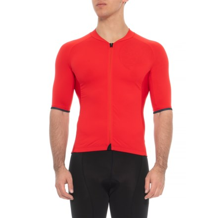 Velocio Signature Cycling Jersey - Short Sleeve (For Men) in Solar Flare -  Closeouts 4fd4f56b6