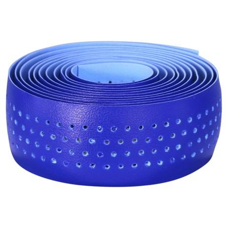 Velox Guidoline Perforated Bike Handlebar Tape in Blue