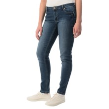 Velvet Heart Premium Denim Skinny Jeans (For Women) in Rockstar - Overstock