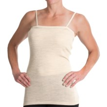 Venario Vivian Merino Wool Tank Top (For Women) in Ivory - Closeouts