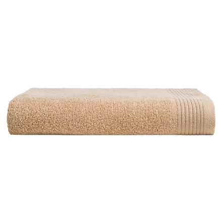 "Venus Suite Eco Zero-Twist Bath Towel - 30x54"" in Bath Honey - Closeouts"