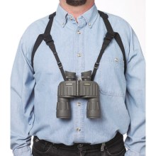 Vero Vellini Binopal Binocular Harness in Black - Closeouts