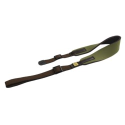 Vero Vellini Neoprene Rifle Sling in Forest Green
