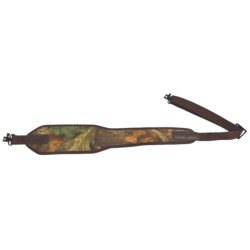 Vero Vellini Wide Top Rifle Sling with Swivels in Advantage Timber