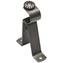 Versailles Adjustable Bracket - Metal in Slate - Closeouts