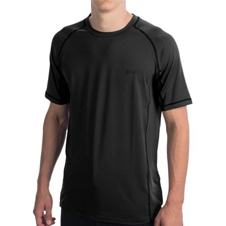 Vertx Base UL Shirt - Short Sleeve (For Men) in Black