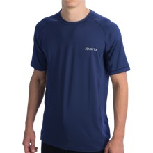 Vertx Base UL Shirt - Short Sleeve (For Men) in Navy - Closeouts