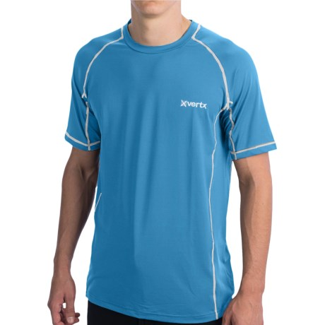 Vertx Base UL Shirt - Short Sleeve (For Men) in Royal Blue