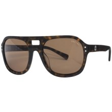 Vestal Republics Sunglasses in Polished Tortoise/Brown - Closeouts