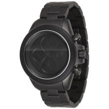 Vestal ZR-2 Minimalist Watch - Stainless Steel in Matte Black/Black - Closeouts