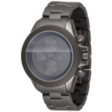 Vestal ZR-2 Minimalist Watch - Stainless Steel in Matte Gun - Closeouts