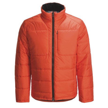 Victorinox Insulator Jacket - Insulated (For Men) in Atrium Orange