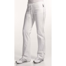 Victorinox Minerale Active Pants - French Terry (For Women) in Classic White - Closeouts