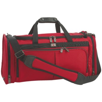 Victorinox NXT 5.0 Footlocker Standard Duffel Bag in Red