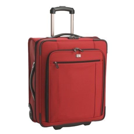 "Victorinox NXT 5.0 Mobilizer 20X Extra-Capacity Wheeled Carry-On Luggage - 20"" in Red"