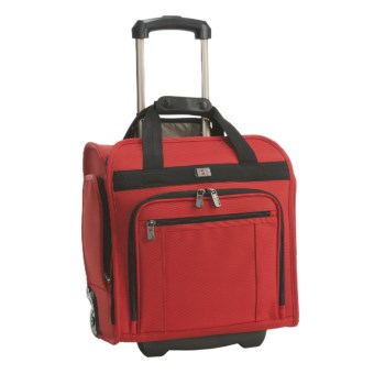 Victorinox NXT 5.0 Wheeled Eurotote Boarding Tote Bag in Red