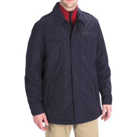 Victorinox Rowland Jacket - Insulated, Fleece Lining (For Men) in Navy