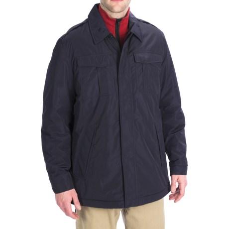 Victorinox Rowland Jacket - Insulated, Fleece Lining (For Men) in Navy