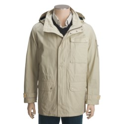 Victorinox Spring Parka (For Men) in Stone