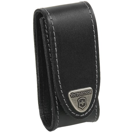 Victorinox Swiss Army 2-4 Layer Knife Pouch - Leather