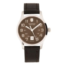 Victorinox Swiss Army Alliance Watch in Brown/Brown - Closeouts