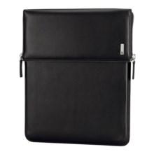 Victorinox Swiss Army Altius 3.0 Rio Slim Leather iPad® Case in Black - Closeouts