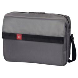 Victorinox Swiss Army Avolve Commuter Brief Bag in Graphite