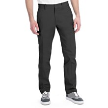 Victorinox Swiss Army Brushed Comfort Stretch Cargo Pants (For Men) in Black - Closeouts