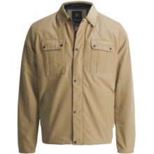 Victorinox Swiss Army Classic Jacket - Insulated, Fleece Lining (For Men) in New Khaki - Closeouts
