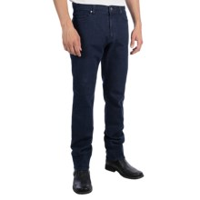 Victorinox Swiss Army Eshner Straight-Leg Denim Jeans - 5-Pocket (For Men) in Dark Indigo - Closeouts