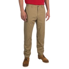 Victorinox Swiss Army Ibach Classic Fit Chino Pants (For Men) in New Khaki - Closeouts