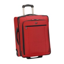 Victorinox Swiss Army Mobilizer NXT 5.0 20X Extra-Capacity Rolling Suitcase - Expandable, Carry-On in Red - Closeouts