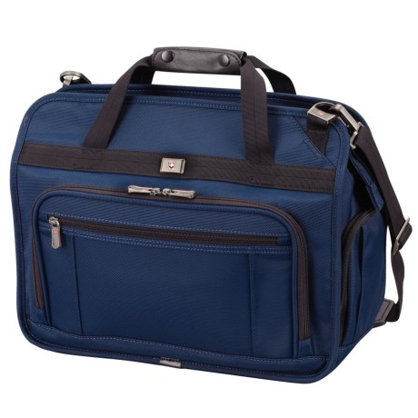 Victorinox Swiss Army Mobilizer NXT 5.0 Eurotote Boarding Tote Bag - Carry-On in Navy