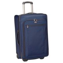 "Victorinox Swiss Army Mobilizer NXT 5.0 Expandable Rolling Suitcase - 20"", Carry-On in Navy - Closeouts"