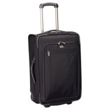 "Victorinox Swiss Army Mobilizer NXT 5.0 Expandable Rolling Suitcase - 22"", Carry-On in Black - Closeouts"