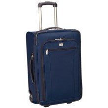 "Victorinox Swiss Army Mobilizer NXT 5.0 Expandable Rolling Suitcase - 22"", Carry-On in Navy - Closeouts"