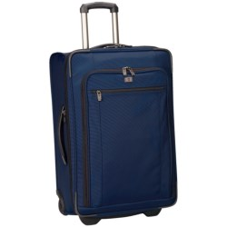 "Victorinox Swiss Army Mobilizer NXT 5.0 Expandable Rolling Suitcase - 24"" in Navy"